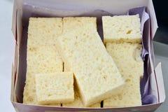 Ινδικό γλυκό - Sandesh Στοκ Εικόνες
