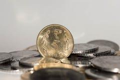 Ινδικό νόμισμα - ΝΟΜΙΣΜΑΤΑ Στοκ Εικόνα