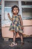 Ινδικό παιδί Στοκ Φωτογραφίες