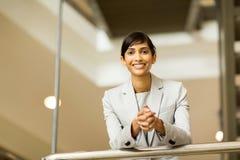 Ινδικό πορτρέτο επιχειρηματιών Στοκ φωτογραφία με δικαίωμα ελεύθερης χρήσης