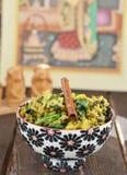 Ινδικό ρύζι Στοκ εικόνες με δικαίωμα ελεύθερης χρήσης