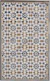 Ινδικό σχέδιο αστεριών Στοκ Φωτογραφία