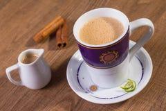 Ινδικό ταϊλανδικό τσάι Στοκ φωτογραφία με δικαίωμα ελεύθερης χρήσης