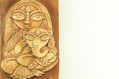 Ινδικό χειροποίητο αντικείμενο Στοκ Εικόνες