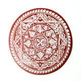 Ινδικό χειροποίητο αντικείμενο Στοκ Εικόνα