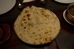 Ινδικό ψωμί στοκ φωτογραφία