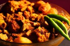 Ινδικό ύφος κάρρυ Jackfruit Στοκ Εικόνα