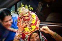 Ινδικό mata archana pooja παράδοσης gour rajasthani marwari maheshwari φεστιβάλ bhakti teej tyohar Στοκ φωτογραφίες με δικαίωμα ελεύθερης χρήσης