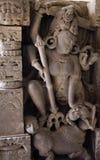 Ινδικό shiva μυθολογίας ειδώλων Στοκ Εικόνες