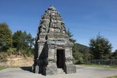 Ινδοί ναοί Arjuna, Ιάβα Στοκ φωτογραφία με δικαίωμα ελεύθερης χρήσης
