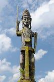 Ινδονησία - παραδοσιακός φυλετικός πολιτισμός Dayak, Μπόρνεο στοκ εικόνα