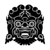 Ινδονησιακός αρχαίος γίγαντας Στοκ Φωτογραφίες