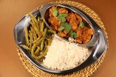 Ινδονησιακό κάρρυ κοτόπουλου Spicey Στοκ φωτογραφία με δικαίωμα ελεύθερης χρήσης