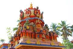 ινδός ναός Αρχιτεκτονικό στοιχείο Στοκ Εικόνες