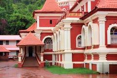 Ινδός ναός της Shanta Durga, Goa, Ινδία Στοκ φωτογραφία με δικαίωμα ελεύθερης χρήσης