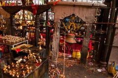 Ινδός ναός του Κατμαντού, Νεπάλ Στοκ Εικόνες