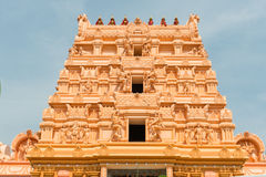 Ινδός ναός Στοκ φωτογραφία με δικαίωμα ελεύθερης χρήσης