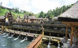 Ινδός ναός Empul Tirta στο Μπαλί στην Ινδονησία Στοκ Φωτογραφίες
