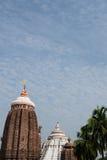 Ινδός ναός Jagannath Στοκ φωτογραφία με δικαίωμα ελεύθερης χρήσης