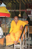 ινδός προσκυνητής Στοκ φωτογραφία με δικαίωμα ελεύθερης χρήσης