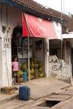 Ινδός στην παραδοσιακή αγορά οδών, Μπαλί στοκ φωτογραφίες με δικαίωμα ελεύθερης χρήσης