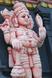 Ινδό άγαλμα θεοτήτων Στοκ Φωτογραφία