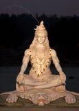ινδό shiva Λόρδου Θεών Στοκ Εικόνες