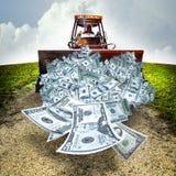 διοικητικά χρήματα Στοκ Εικόνες