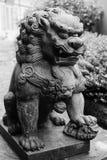 λιοντάρι s χαλκούtatue Στοκ Εικόνα