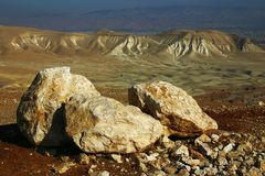 ιορδανική κοιλάδα 14 Στοκ Εικόνα