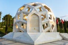15 Ιουλίου μνημείο μαρτύρων Στοκ εικόνες με δικαίωμα ελεύθερης χρήσης
