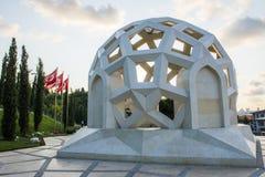 15 Ιουλίου μνημείο μαρτύρων Στοκ Εικόνα