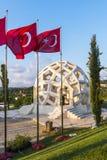 15 Ιουλίου μνημείο μαρτύρων Στοκ Φωτογραφίες