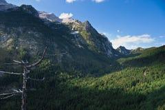 Ιουλιανές Άλπεις στη Σλοβενία Στοκ Φωτογραφίες