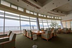 21 Ιουνίου 2017 μέσα Nurimaru το APEC βρίσκεται σε Dongbaeks Στοκ Εικόνα