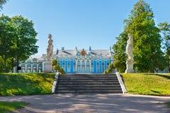 19 Ιουνίου 2018 Tsarskoye Selo, Αγία Πετρούπολη, Ρωσία catherin στοκ εικόνες με δικαίωμα ελεύθερης χρήσης