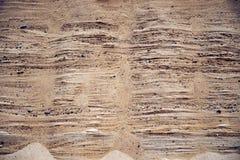 Ιουρασική άμμος περιόδου Στοκ Φωτογραφία
