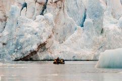 14 Ιουλίου παγετώνας - Spitsbergen - Svalbard Στοκ φωτογραφία με δικαίωμα ελεύθερης χρήσης