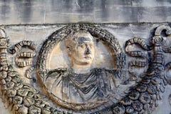 Ιούλιος Καίσαρας, Arles, Γαλλία Στοκ φωτογραφία με δικαίωμα ελεύθερης χρήσης
