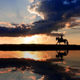 ιππασία Στοκ Φωτογραφίες