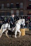 ιππικά πρωταθλήματα ιπποτών Στοκ εικόνα με δικαίωμα ελεύθερης χρήσης