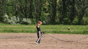 Ιππικός αθλητισμός φιλμ μικρού μήκους