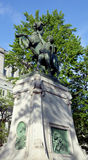 Ιππικό άγαλμα Στοκ φωτογραφίες με δικαίωμα ελεύθερης χρήσης