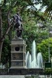 Ιππικό άγαλμα Στοκ Φωτογραφία
