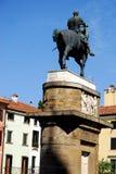 Ιππικό άγαλμα Gattamelata από Donatello στο νεκροταφείο της βασιλικής του ST Anthony στην Πάδοβα στο Βένετο Ιταλία Στοκ φωτογραφία με δικαίωμα ελεύθερης χρήσης