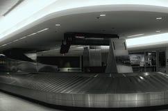 Ιπποδρόμιο αποσκευών Στοκ Φωτογραφία