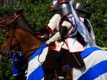 Ιππότες που, κάστρο Wenecja, Πολωνία Στοκ Φωτογραφία