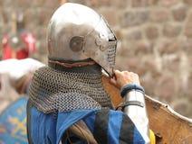ιππότες τεθωρακισμένων Στοκ φωτογραφία με δικαίωμα ελεύθερης χρήσης