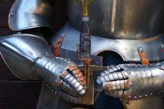 ιππότες τεθωρακισμένων Στοκ Εικόνα