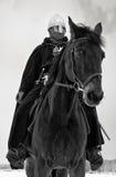 ιππότης μεσαιωνικό ST John hospitallers Στοκ εικόνα με δικαίωμα ελεύθερης χρήσης